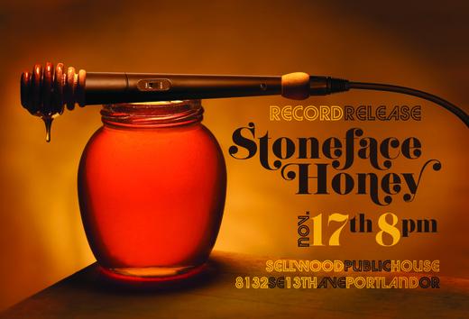 Portrait of Stoneface Honey