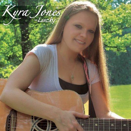 Portrait of Kyra Jones