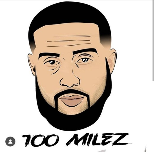 Portrait of 100Milez