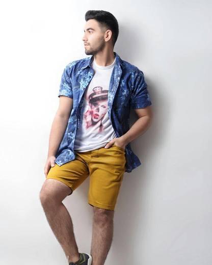 Portrait of David Campos Suarez