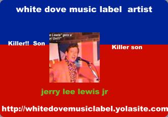 Portrait of jerry lee lewis jr