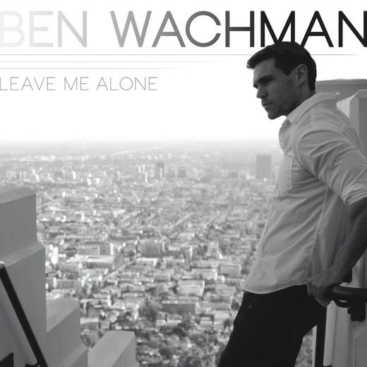 Portrait of Ben Wachman