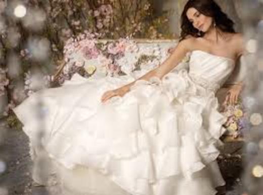 Portrait of mail-order-bride