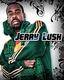 Portrait of Jerry Lush