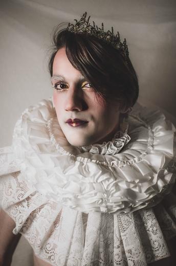 Portrait of Your Majesty Oriana