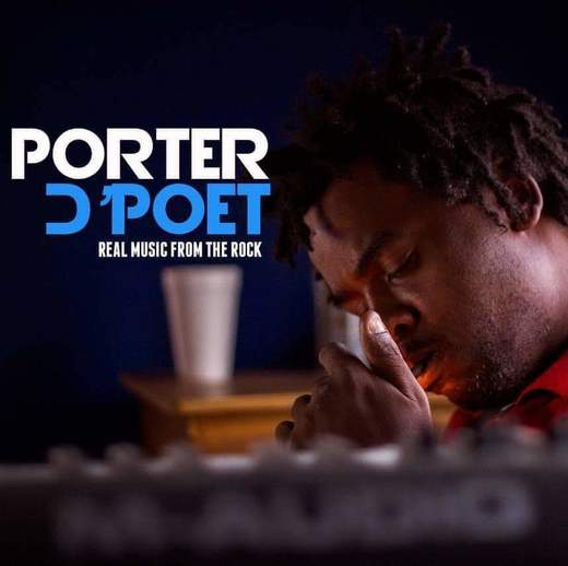 Portrait of PORTER D'POET