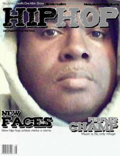 Portrait of DJ Brotha Dre