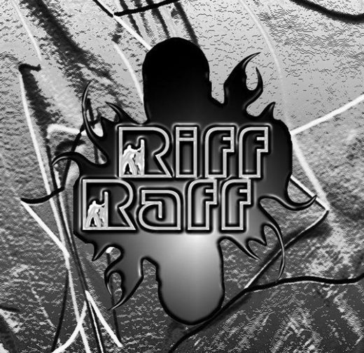 Portrait of Riff Raff The MC