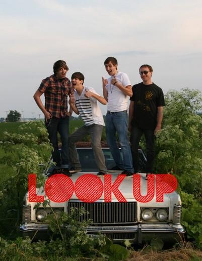 Portrait of Look Up
