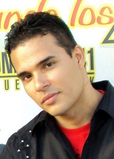 Portrait of Victor Vega