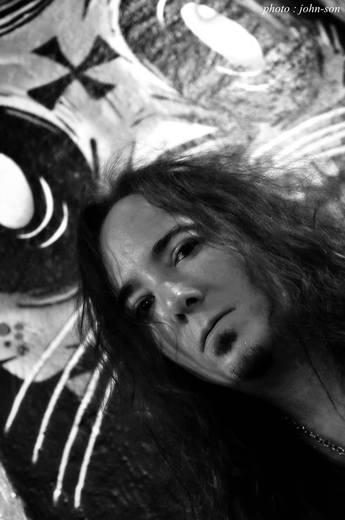 Portrait of Mikkel Henderson