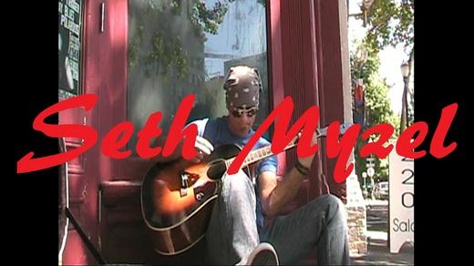 Portrait of Seth Myzel