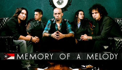 Portrait of Memory of a Melody