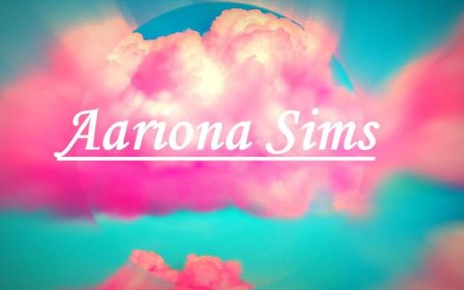 Portrait of Aariona Sims