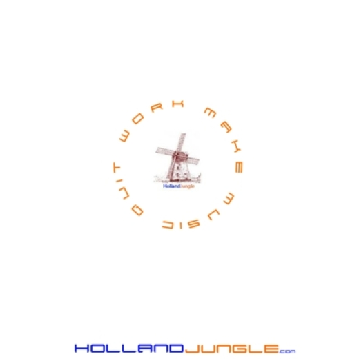 Portrait of hOLLANDjUNGLE