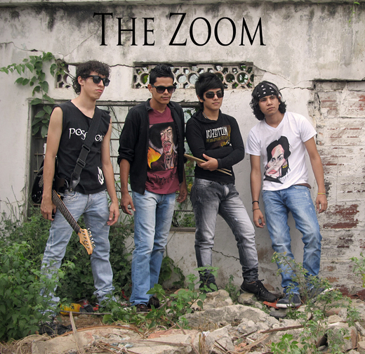 Portrait of The Zoom