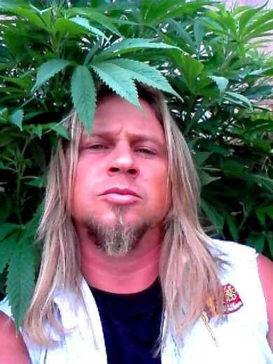 Portrait of Steve Nations