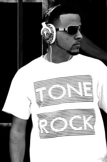 Portrait of DJ TONE ROCK