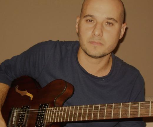 Portrait of Alberto Gomez