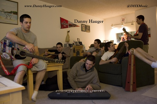 Portrait of Danny Hauger