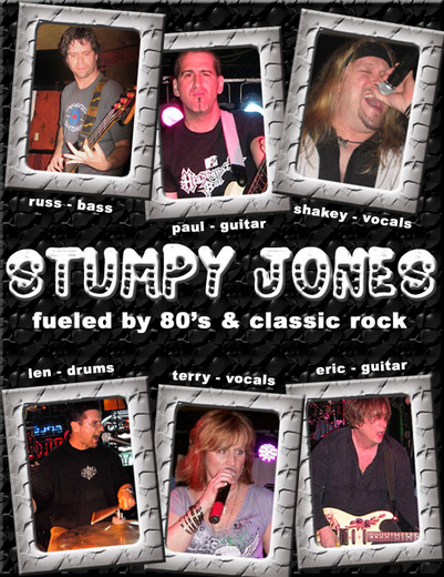 Untitled image for Stumpy Jones