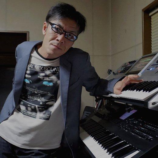 Portrait of e-komatsuzaki