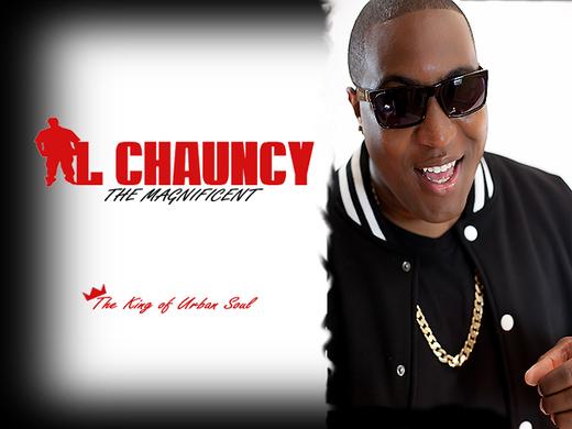 Portrait of Al Chauncy