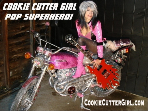 Untitled image for COOKIE CUTTER GIRL