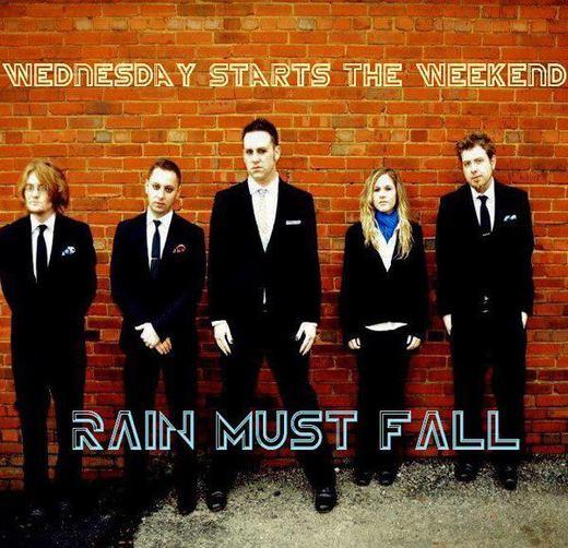 Portrait of Rain Must Fall