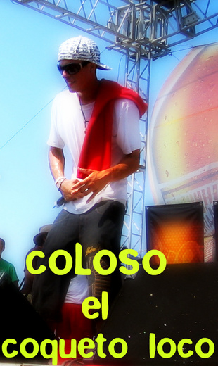 Portrait of coLoso