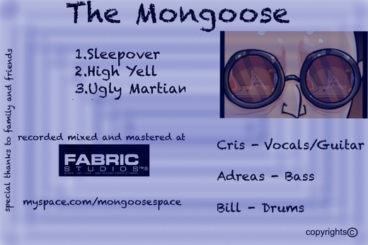 Untitled image for The Mongoose