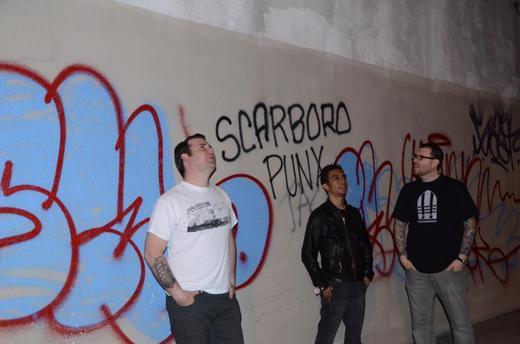Portrait of SCARBORO