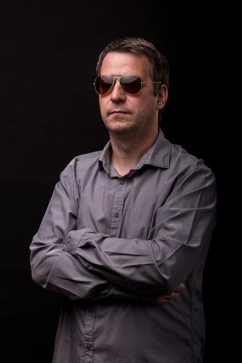 Portrait of Adrian Feder