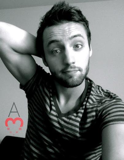 Portrait of Austin Morris