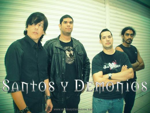 Portrait of Santos y Demonios