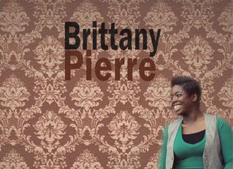 Portrait of BrittanyPierre