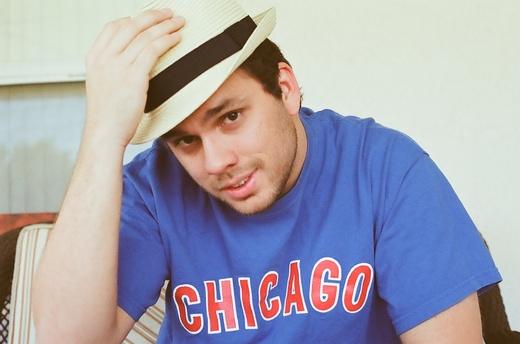Portrait of Ben Wilcox