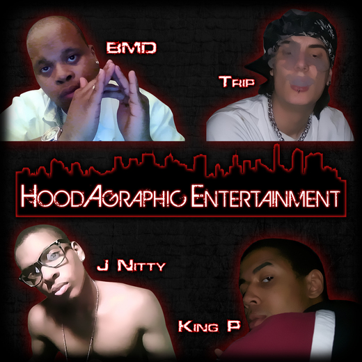 Portrait of HoodAgraphiC ENT/J.NittY MusiC/WorKMusiC INC