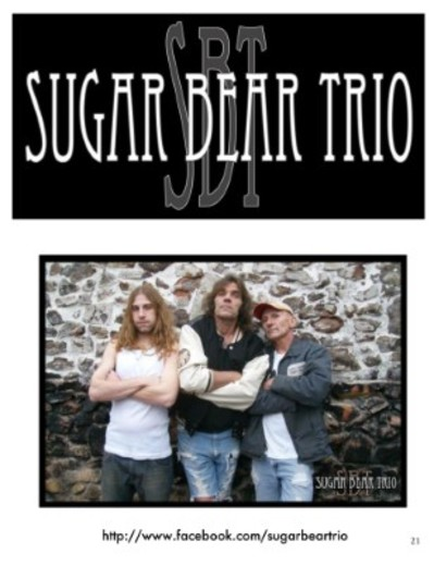 Untitled image for Sugar Bear Trio