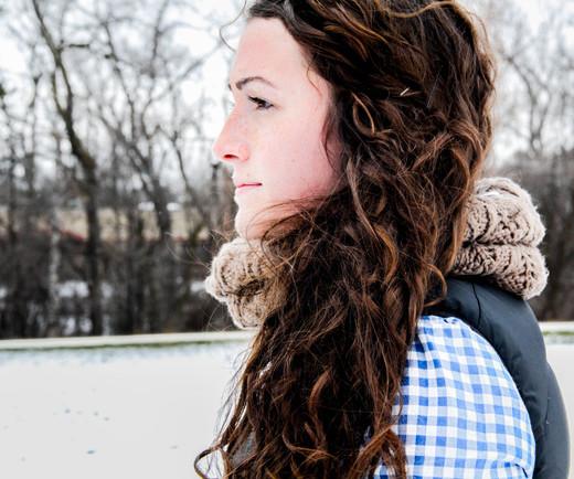 Portrait of Megan McMartin
