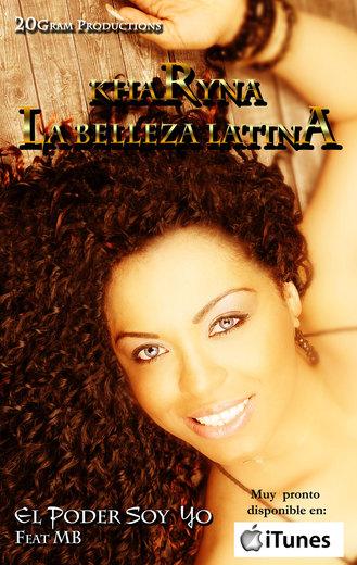 Portrait of Kharyna La Belleza Latina