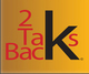 Portrait of 2 Taks Back