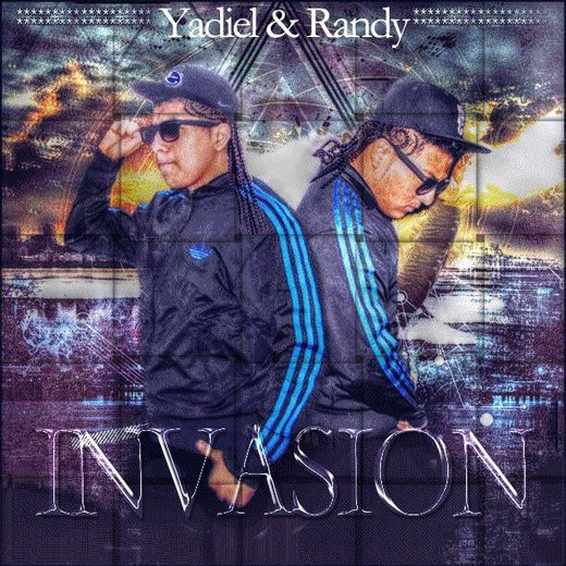 Portrait of Yadiel & Randy