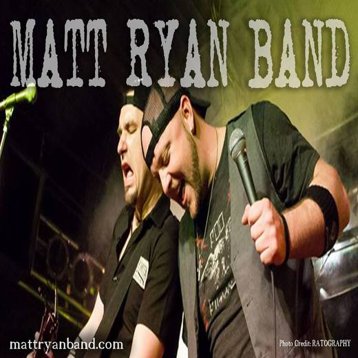 Portrait of The Matt Ryan Band