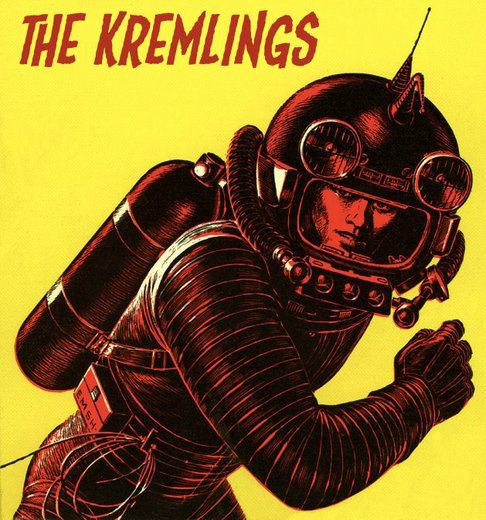 Portrait of The Kremlings