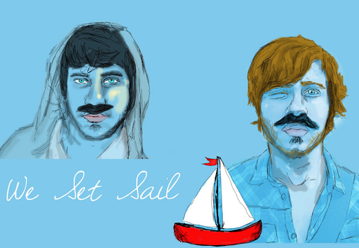 Untitled image for We Set Sail