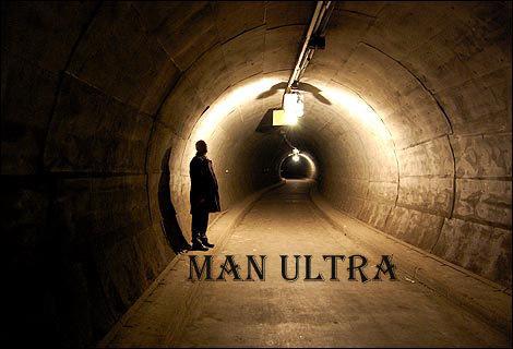 Portrait of Man Ultra