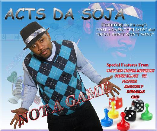Portrait of Acts Da Soja