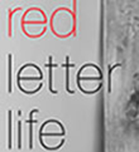 Untitled image for Red Letter Life