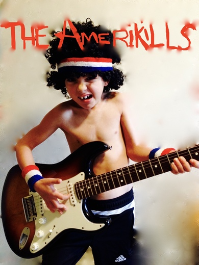 Portrait of The Amerikills